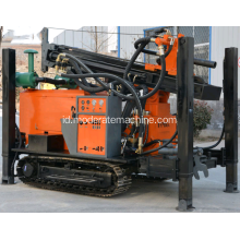 Crawler Mounted Water Well Drilling Rig Kecil